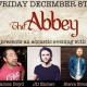 James Boyd, JD Eicher & Steve Everett live at The Abbey