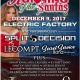 Running of the Santas Festival -Electric Factory and Field House