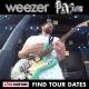 Weezer & Pixies w/ The Wombats