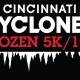 Cincinnati Cyclones Frozen 5k/10k