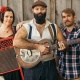 Rev Peyton's Big Damn Band w/ Bigfoot Yancey at The Vogue