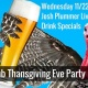 Thanksgiving Eve/Black Wednesday Party