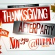 Thanksgiving Night at Club Prana