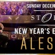 Alesso New Year's Eve 2018 STORY