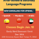Redefiners World Languages After-School & Saturday Language Programs
