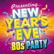 80s New Years Eve Party @Hully Gully in Downey