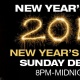 New Years Eve 2018 at the Hard Rock Cafe Miami
