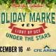 Holiday Market Under the Stars