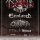 Decibel Magazine Tour 2018 ft. Enslaved, WITTR & more at Royale