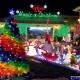Hyatt Extreme Christmas Lights