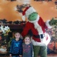Back by popular demand! Holiday pictures with the Grinch!