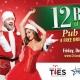 The 12 Bars of Christmas Pub Crawl