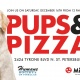 Pups + Pizza Party