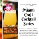 Miami Drink Scene at Drunken Dragon