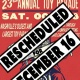 Rescheduled Boswells 23rd Annual Toy Parade