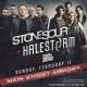 Halestorm + Stone Sour at Marina Jeep Arena @ The Main Street Armory