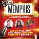 Wild N' Memphis at Minglewood Hall