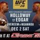 Watch UFC 218 at GameTime!