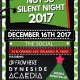Not So Silent Night 2017 w/ Up From Here, DYNE SIDE, Acaedia, & Fame On Fire at The Social