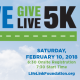 3rd Annual Love Give Live 5K