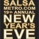Salsa Underground at SalsaMetro's New Year's Eve Salsa Party
