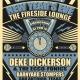 NYE: Deke Dickerson, Barnyard Stompers, Rocketship Rocketship