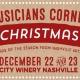 Musicians Corner Christmas Show Night One