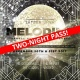 Melodime's Annual New Year's Party TWO NIGHT PASS + The Roosevelts + The Brevet + The Currys + Wylder at Jammin Java