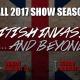 Fall 2017 Season Shows