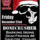 Bonecrusher Xmas show