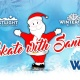 FirstLight FCU Presents Skate with Santa