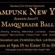 Steampunk New Years Ball