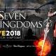 NYE Celebration 2018: Seven Kingdoms