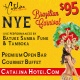 New Year's Eve 2018 Party at the Catalina Hotel & Beach Club in South Beach