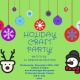 Holiday Craft Party