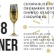 New Year's Eve at Chophouse 101