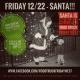 Santa At Food Truck Friday West 12/22