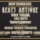 Beats Antique - New Year's Eve at The Midway