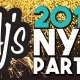 AJ's NYE Party