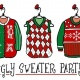 Ugly Christmas Sweater Party at 1904 with Universal Green & Top Shelf People