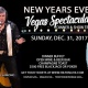 New Year's Eve Vegas Spectacular Dinner and Tribute Show 2017