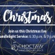 Christmas Eve at Choctaw UMC