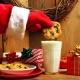 Milk & Cookies with Santa