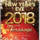 New Years Eve 2018 at Vernisage