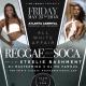 REGGAE MEETS SOCA The All White Affair · Atlanta Carnival 2018 Memorial Day Weekend