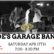 Joe's Garage Band live at Krazy Kup