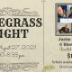 Bluegrass Night with Justin Mason & Blue Night