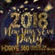 2018 I-Drive 360 New Year's Eve Orlando Celebration!