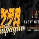 Pizza & Champagne 12/27