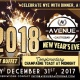 New Year's Eve at Avenue Gastrobar